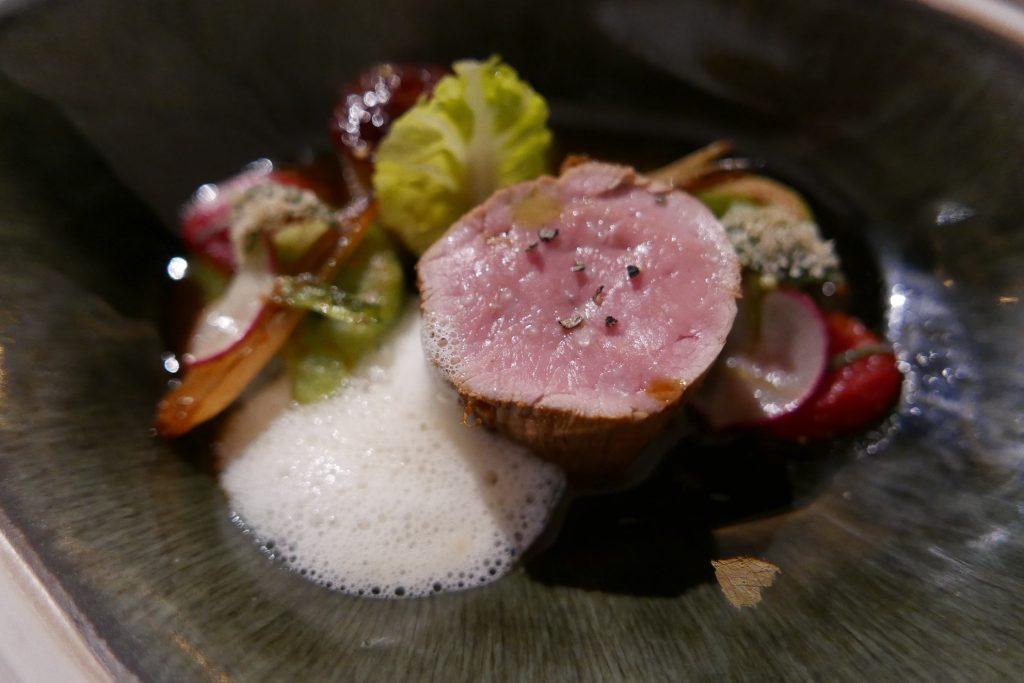 Mignon de veau et gnocchi à la sauge © GP