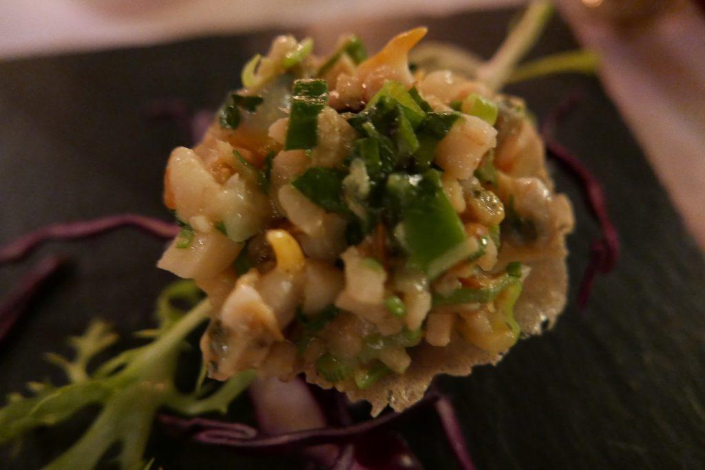 Coquille aux fruits de mer © GP