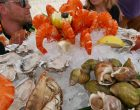 Fruits de mer plateau © GP
