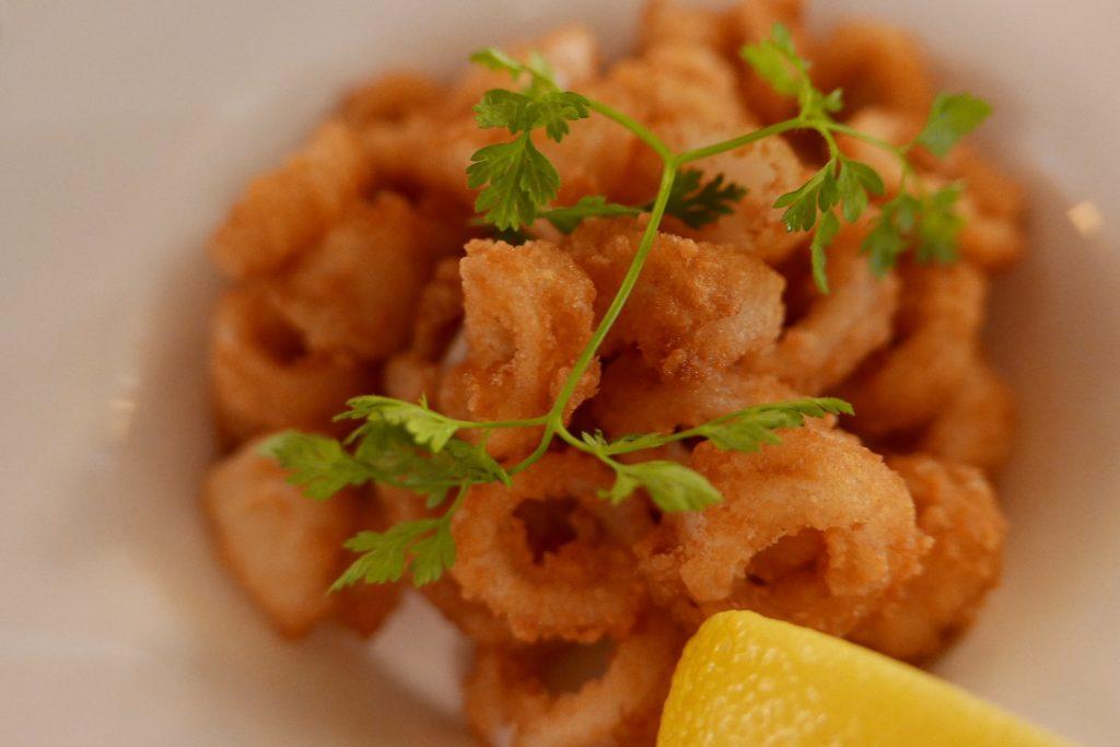 Calamars spicy ©GP