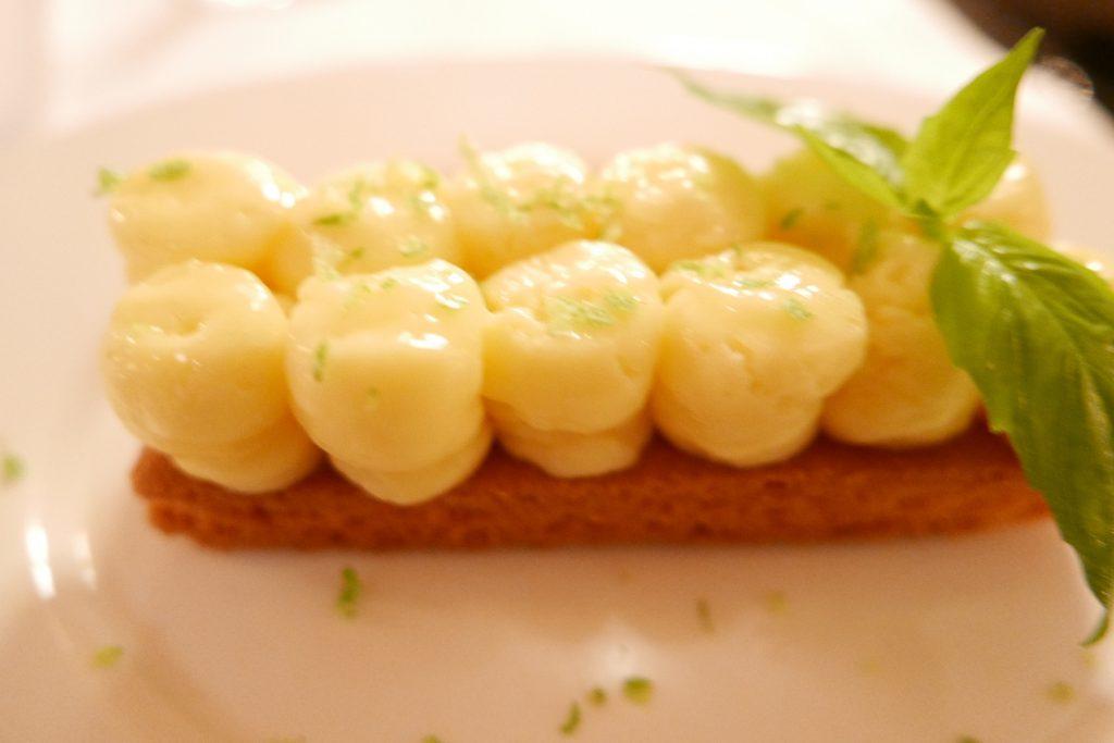 Tarte sablée au citron © GP