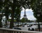 Monsieur Bleu au Palais de Tokyo - Paris