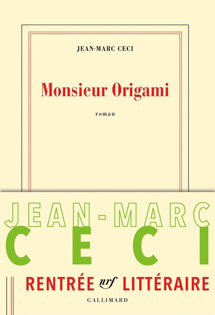 Le premier roman japonisant de Jean-Marc Ceci