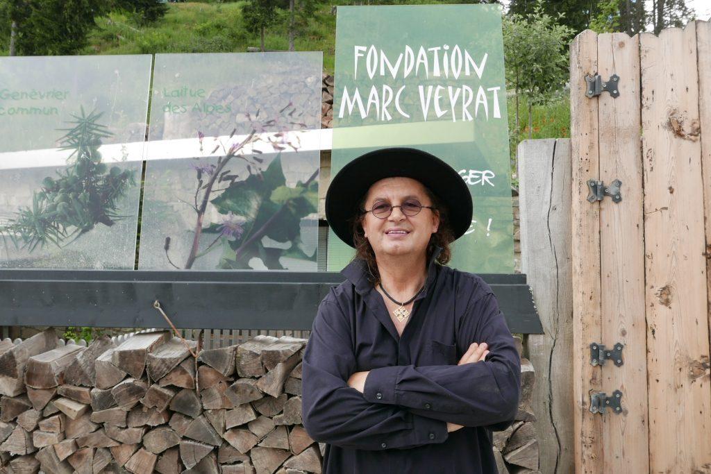 Marc Veyrat et sa Fondation © GP
