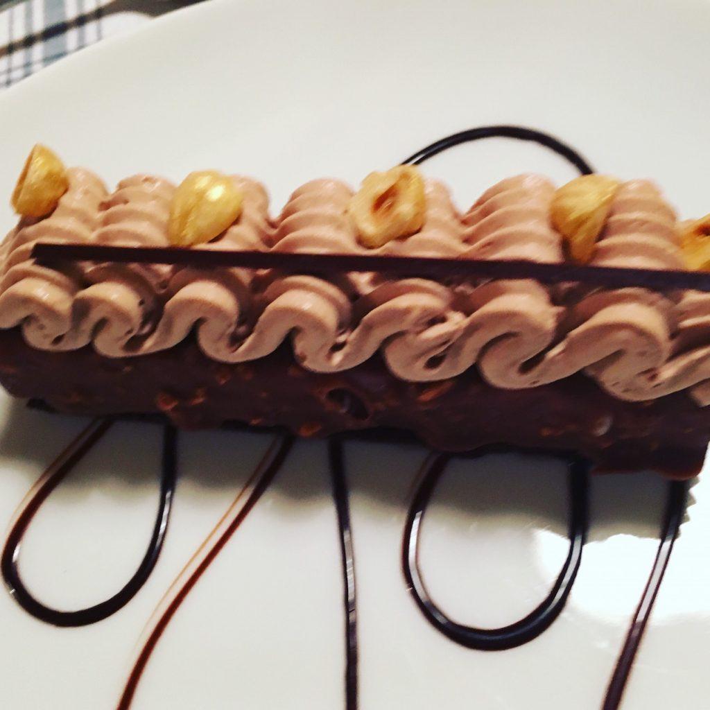 Magnum chocolat noisettes © GP