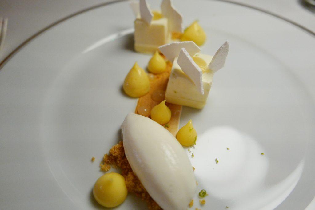Tarte au citron meringuée © GP