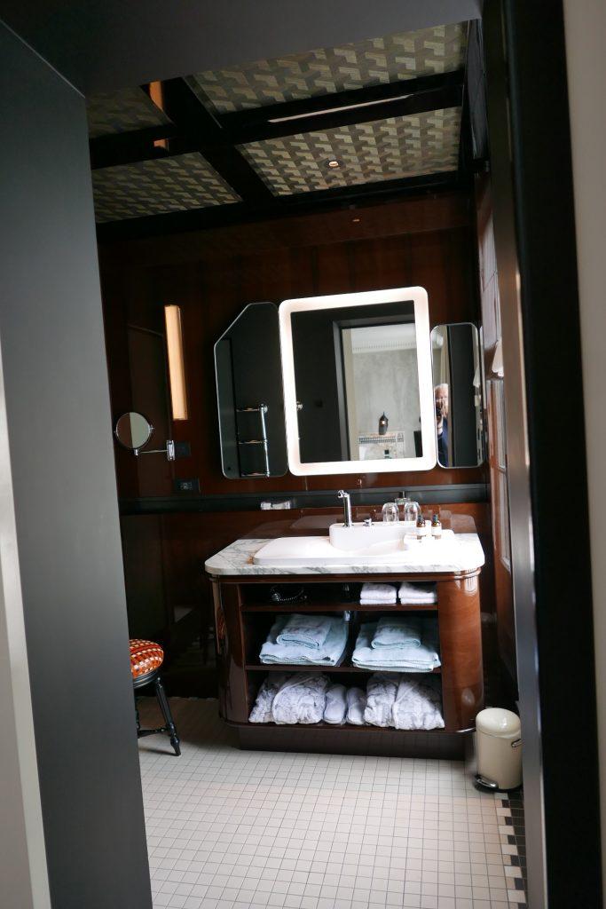 Une salle de bain ©GP