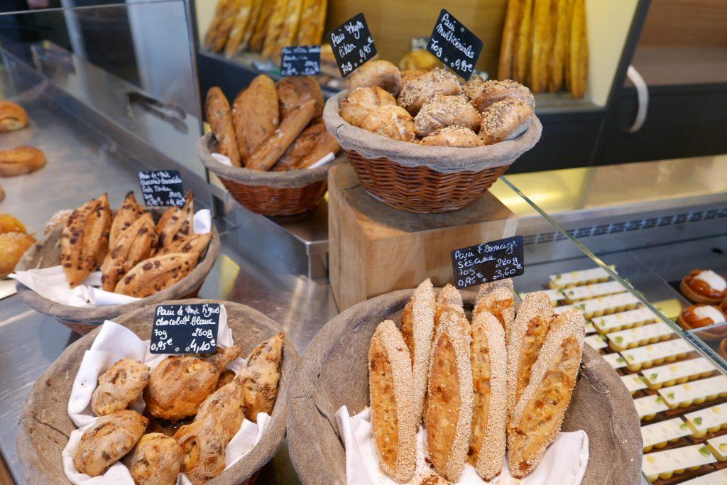 Le pain © GP