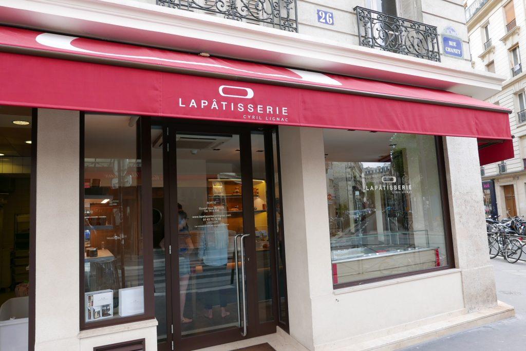 La Pâtisserie by Cyril Lignac, pâtisserie Paris 11e , boulanger , les  pâtisseries exquises, mais l\u0027accueil pas très Lignac