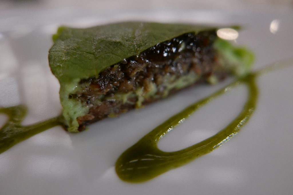 Consoude, oxalys et quinoa ©GP
