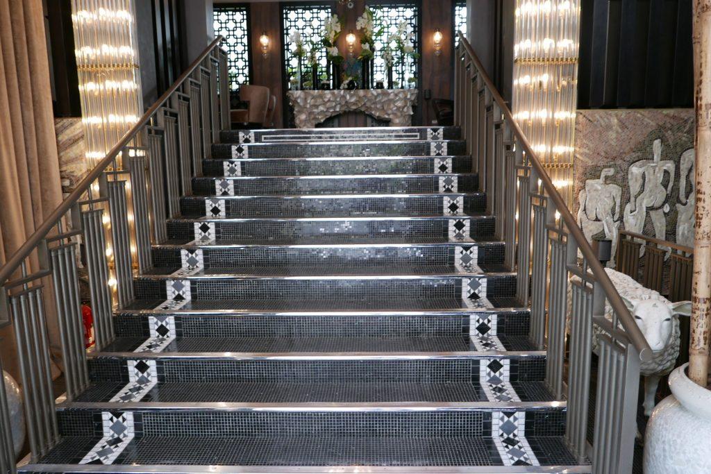 L'escalier ©GP