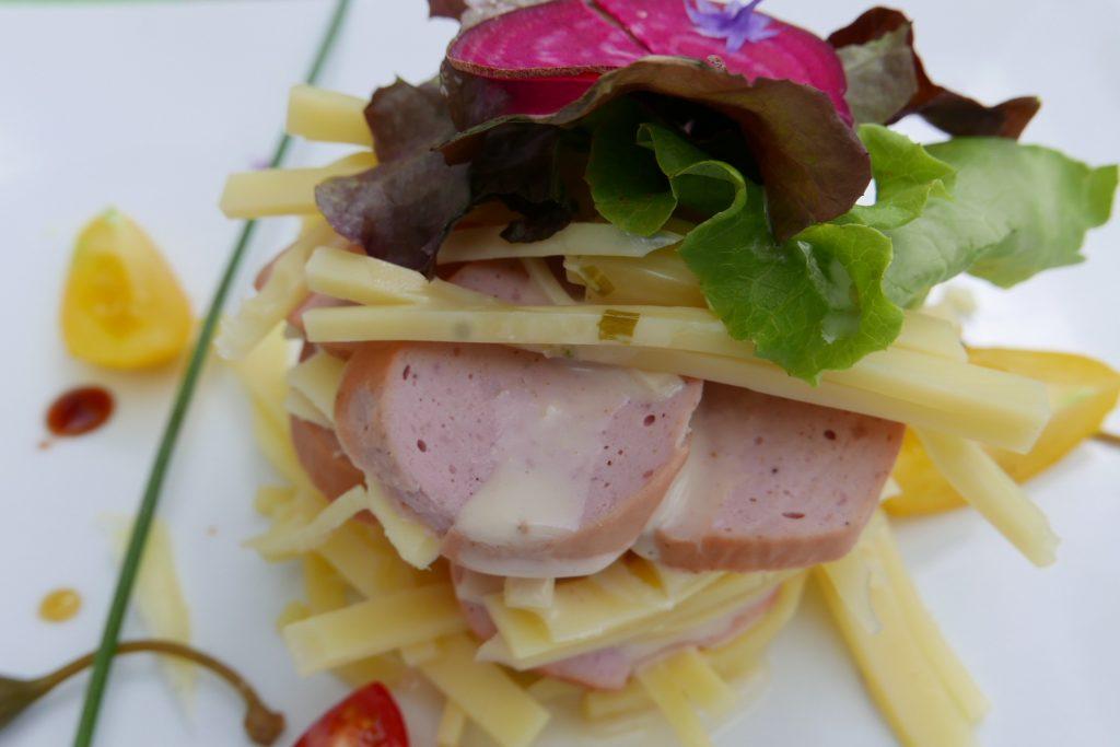 Salade alsacienne ©GP