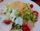 Salade parmesane © GP