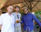 Gérald, Alexandre et Nasser ©GP