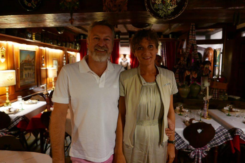 Pierre et Lynda Schmitt ©GP