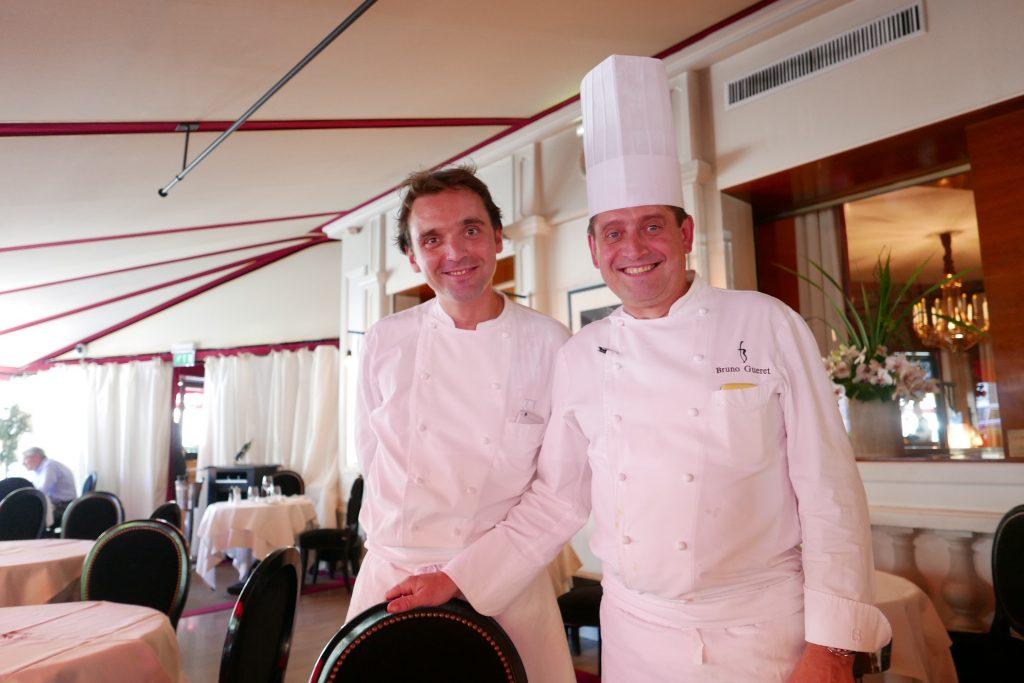 Olivier Biles et Bruno Guéret © GP