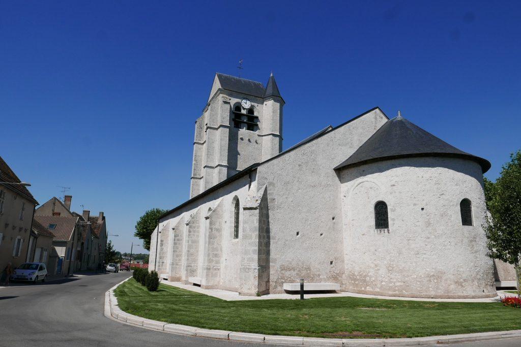 L'église © GP