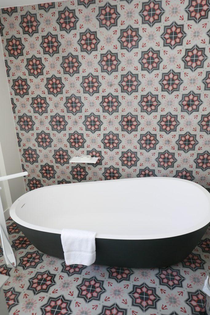 Une salle d'eau © GP