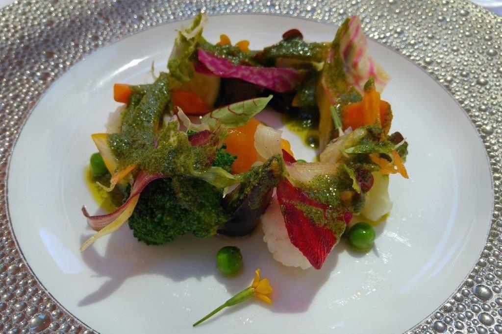 Légumes du jardin, crus et cuits ©AA