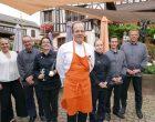 Michel Husser et son équipe ©GP