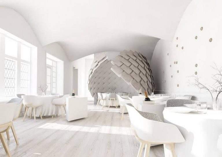La nouvelle salle à manger © Girardin