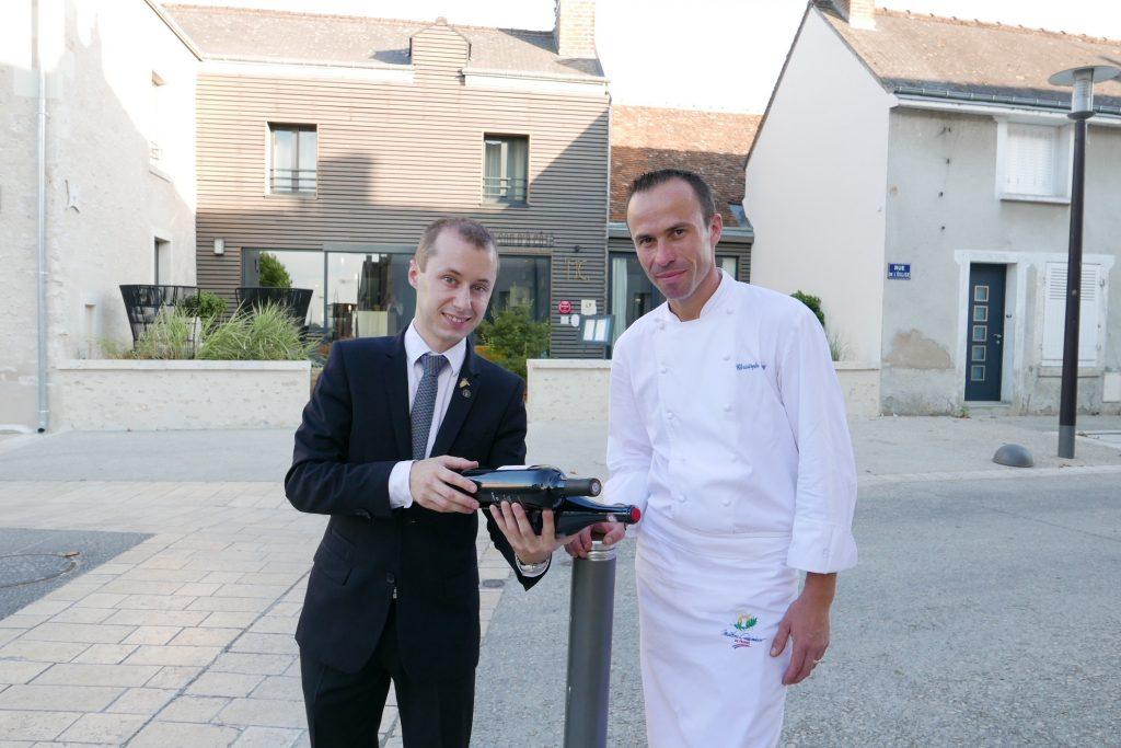 Sébastien Durance et Christophe Hay ©GP