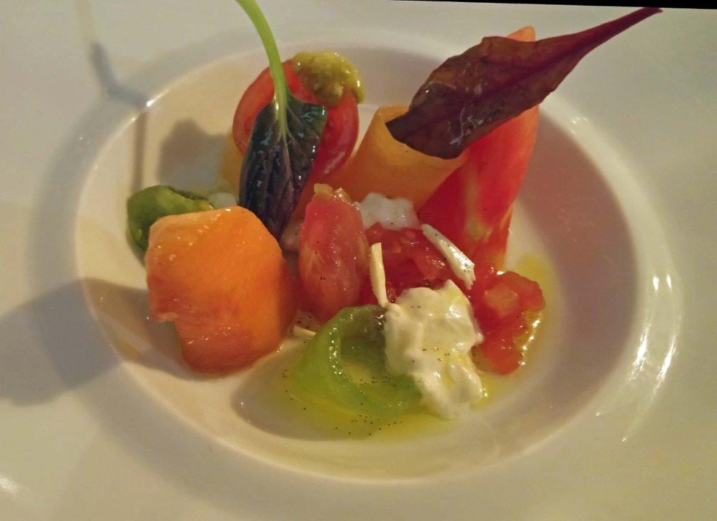 Tomates et melon © AA