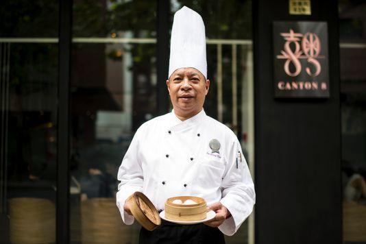 Le chef du Canton © Michelin