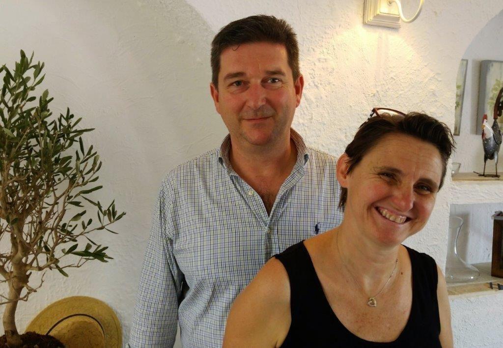 Éric et Carine ©AA