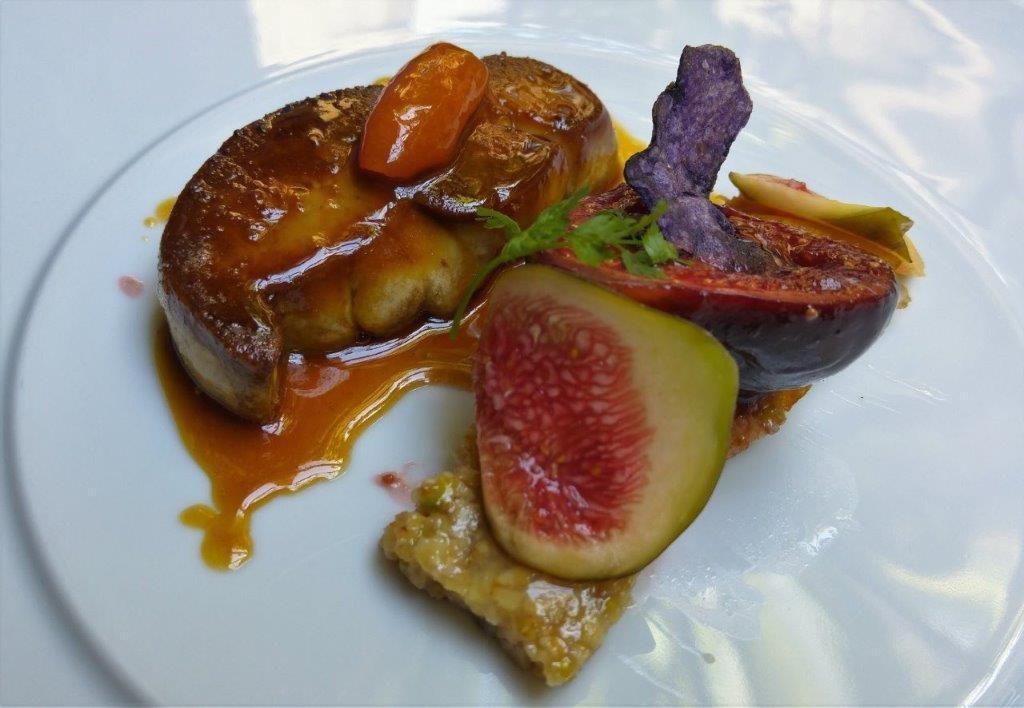 Foie gras aux figues ©AA