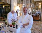 Francis Fauvel et le buffet © GP