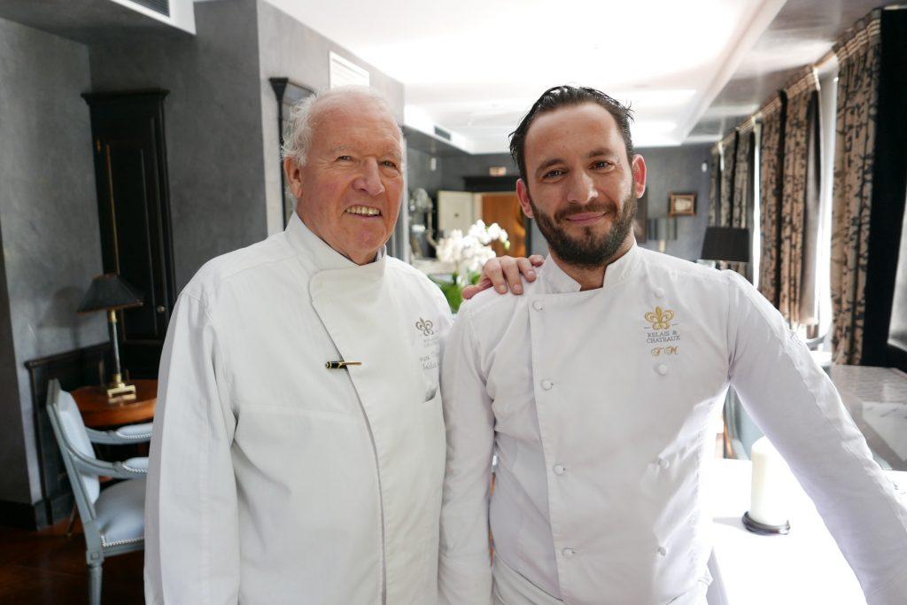 Georges Schmitt et Tony Malherbe ©GP
