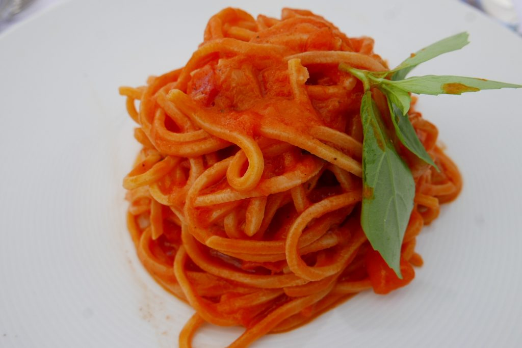 Spaghetti du Cavaliere Cocco © GP