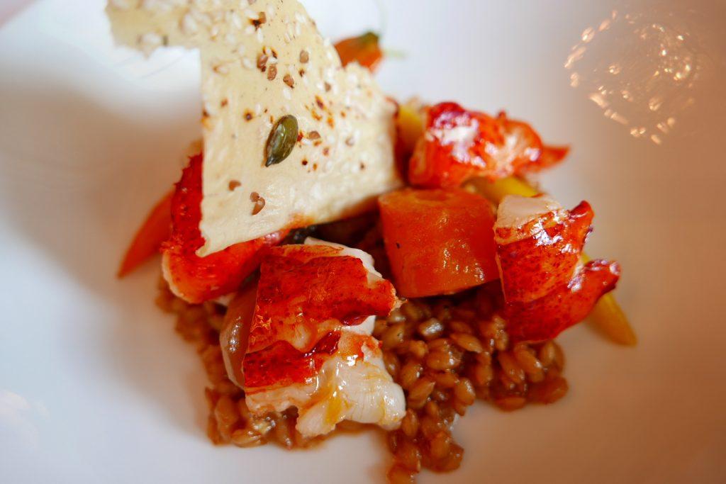 Sauté gourmand de homard ©