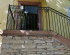 L'escalier de la maison © GP