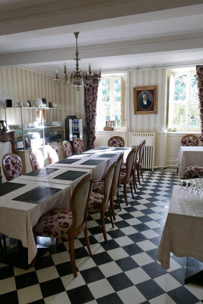 Salle des petits déjeuners © GP