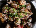 Escargots et couenne © GP