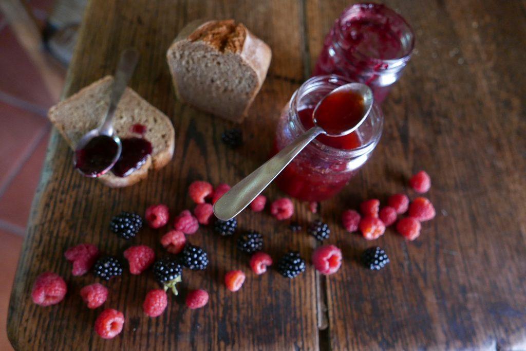 Fruits et confitures ©GP