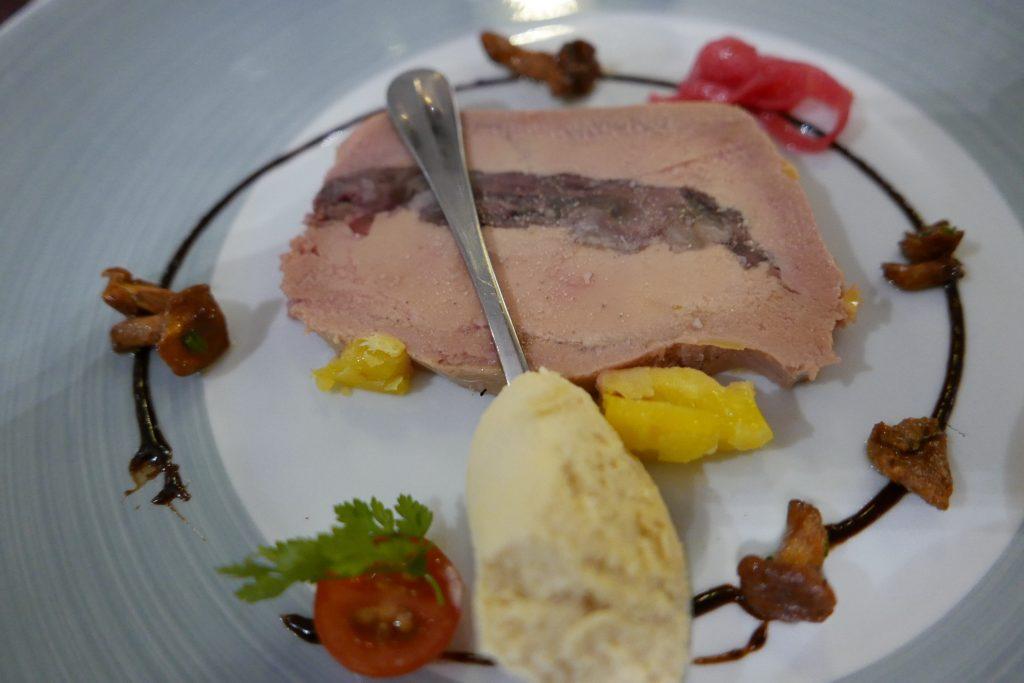 Foie gras © GP