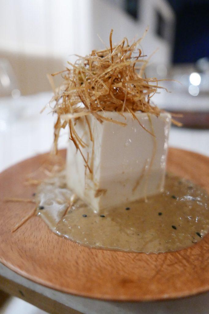 Tofu au sésame © GP