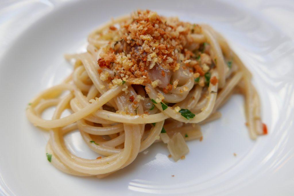 Spaghetti aux sardines ©GP
