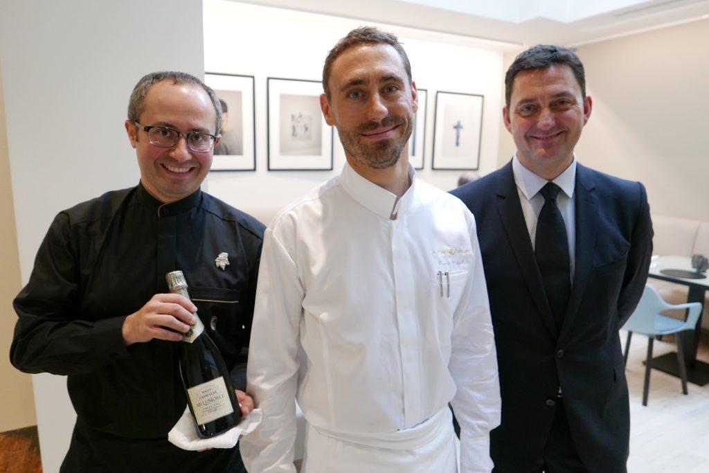 Daniel Pires, Pierre Rigothier, Frédéric Pedrono © GP