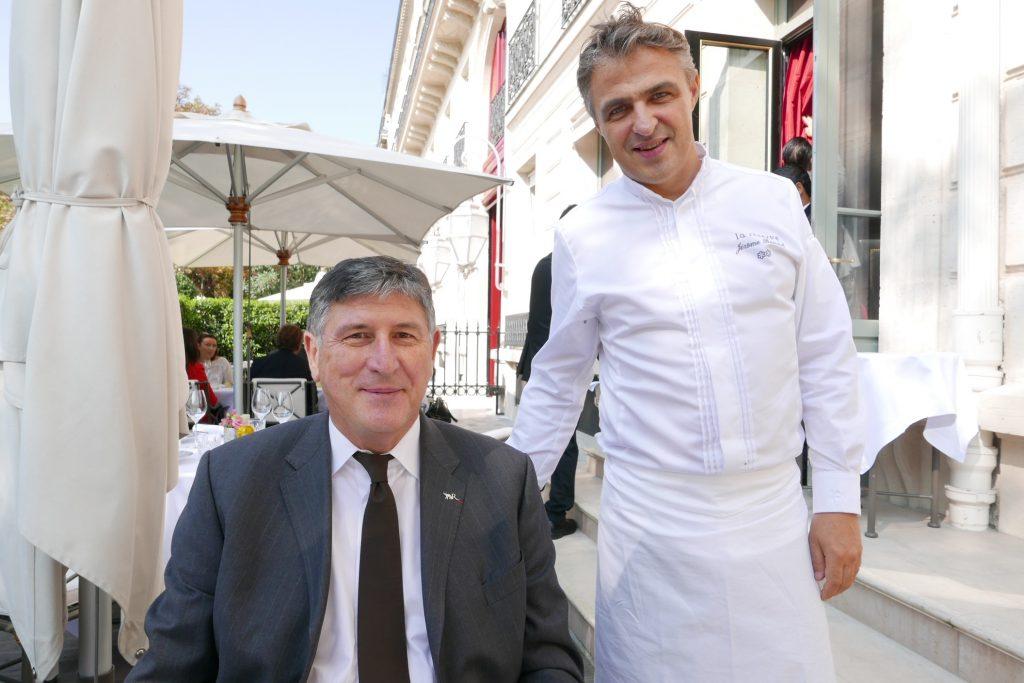 Didier le Calvez et Jérôme Banctel © GP