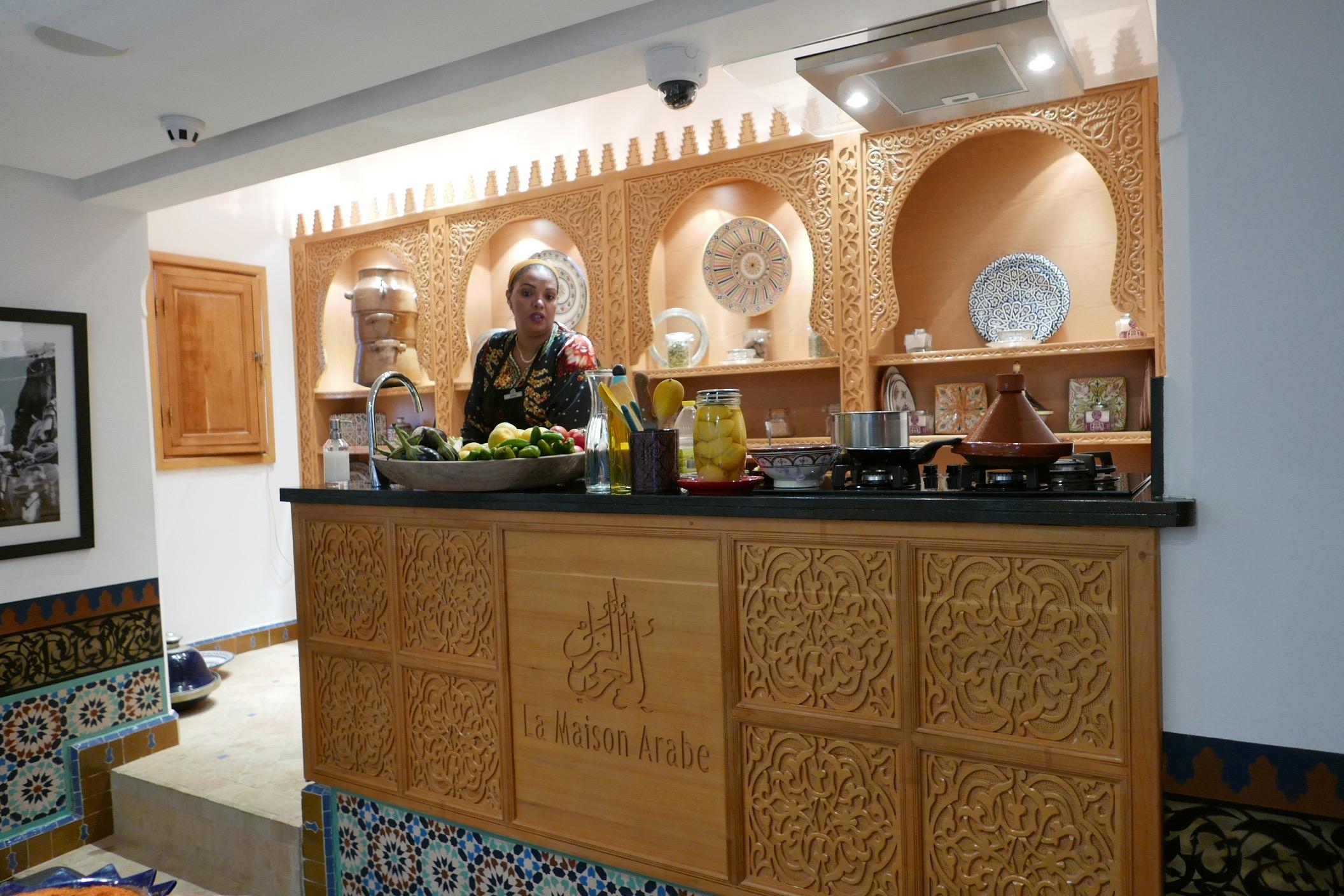 Les labos de l cole for Ateliers de cuisine de la maison arabe