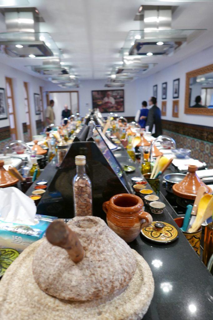 L 39 atelier de cuisine de la maison arabe cour de cuisine for Ateliers de cuisine de la maison arabe