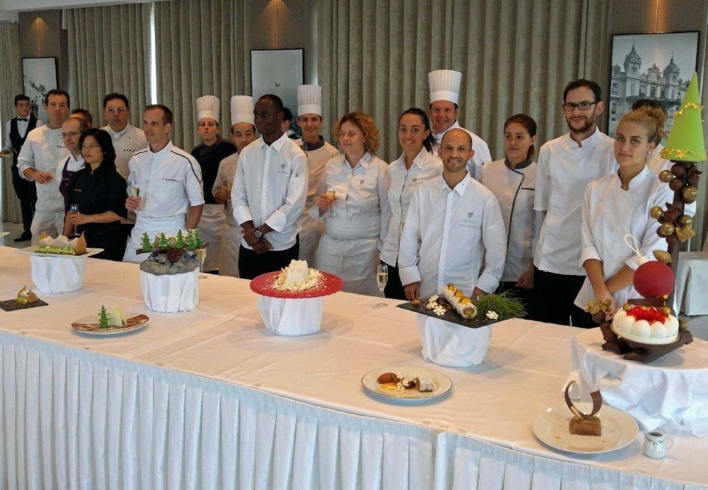 Les pâtissiers de la SBM ©AA
