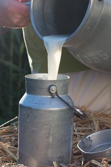 La poésie du lait © Maurice Rougemont