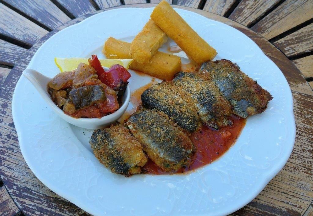 Sardines farcies ©AA