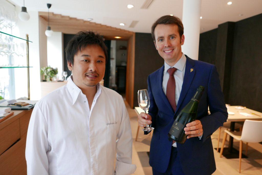 Yoshiaki Ito et Benoit Vayssade ©GP