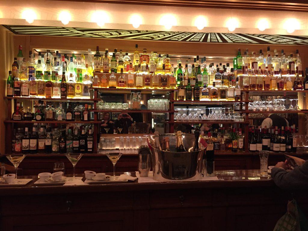 Le bar GP